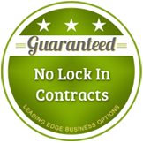 No Lock In Contracts Guaranteed